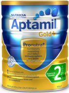 Sữa Aptamil Gold Úc số 2 cho bé 6 - 12 tháng