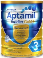 Sữa Aptamil Gold Úc số 3 cho bé 1-3 tuổi
