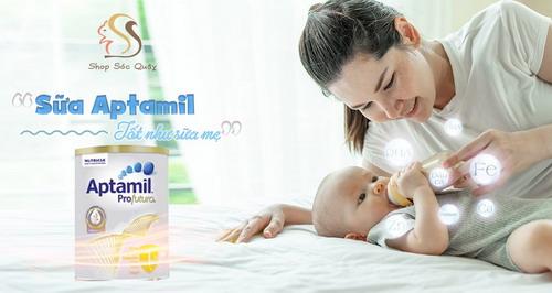 Sữa Aptamil Úc Profutura