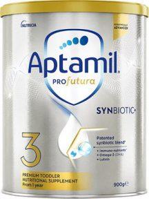 Sữa Aptamil Úc SynBiotic số 3 - mẫu mới 2021