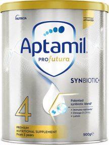 Sữa Aptamil Úc SynBiotic số 4 - mẫu mới 2021