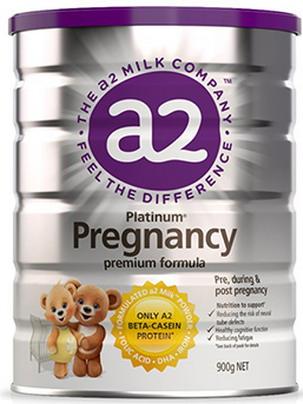 Sữa bầu A2 úc mẫu cũ 2018