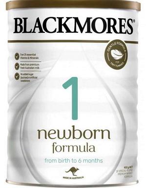 Sữa Blackmores số 1 (Newborn Formula)