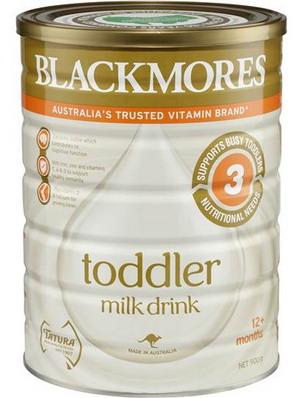 Sữa Blackmores Úc số 3 - cho bé từ 12 tháng tuổi