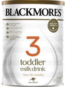 Sữa Blackmores Úc số 3 - mẫu mới 2019