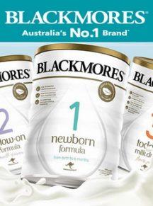 Câu hỏi thường gặp về dòng sản phẩm sữa Blackmores Úc