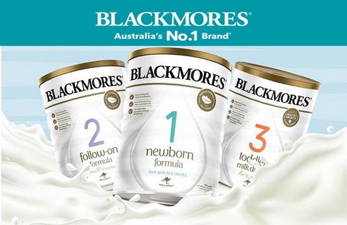 Sữa Blackmores Úc số 123