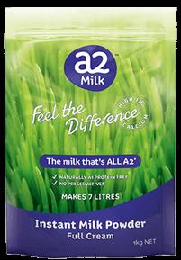 Sữa bột nguyên kem A2 - Úc