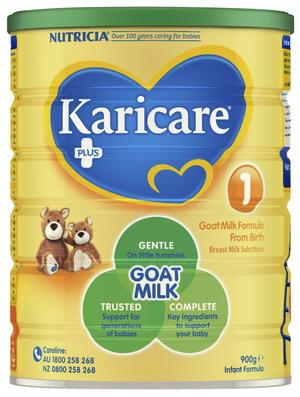 Sữa Dê Karicare số 1 (Infant Formula)