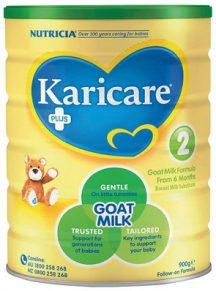 Sữa Dê Karicare số 2 - Karicare Goat Milk