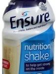 sữa Ensure nước Mỹ
