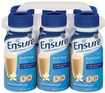 Sữa EnSure nước (Mỹ)