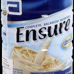 Sữa bột Ensure Úc nắp trắng họp 850gr