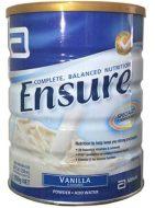 Sữa Ensure Úc hộp 850gr - mẫu mới