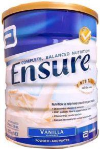 Sữa Ensure Úc hộp 850gr - Mẫu mới 2021