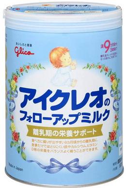 Sữa Glico Nhật số 1