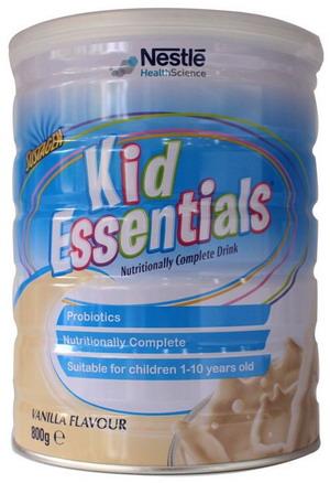 Sữa Kid Úc mẫu cũ 2017