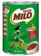 Sữa Milo hộp 450gr - Úc