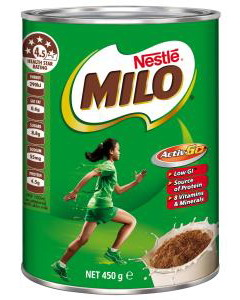 Sữa Milo Úc – hộp 450g
