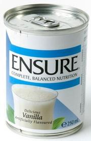 Sữa Ensure nước (Úc)