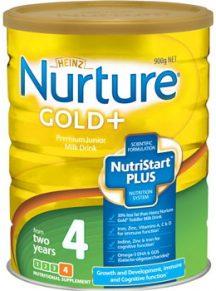sữa Nurture Gold 4 - MẪU MỚI