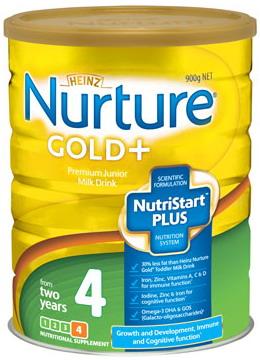 Sữa Nurture Gold 4