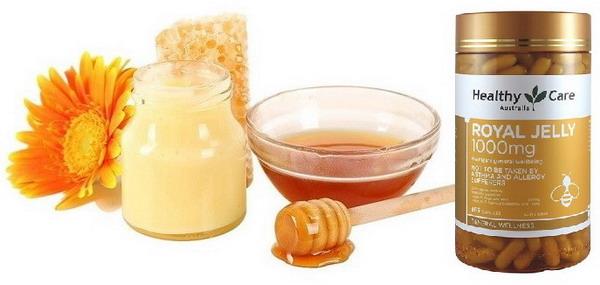 Sữa Ong Chúa Úc Healthy Care - Bồ bổ cơ thể, chống lão hóa