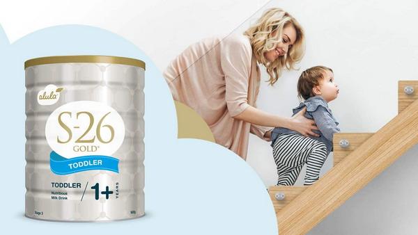 S26 Gold Toddler 1+ - Cùng bé khám phá thế giới xung quanh