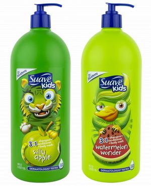 Sữa tắm Suave Kids 1.18L