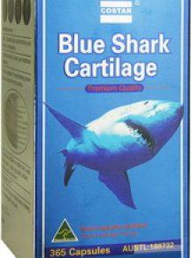 Viên uống Sụn Vi Cá Mập Costar Úc 750mg - hộp 365 viên
