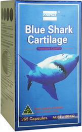 Sụn vi cá mập Costar 750mg Úc
