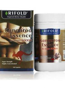 Thuốc tăng cường sinh lý nam Úc - Thuốc Kangaroo Essence Rifold Kmax 50000