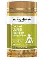 Thải độc phổi của úc Healthy Care Lung Detox