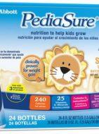 Thùng sữa PediaSure nước (Mỹ)- 24 chai