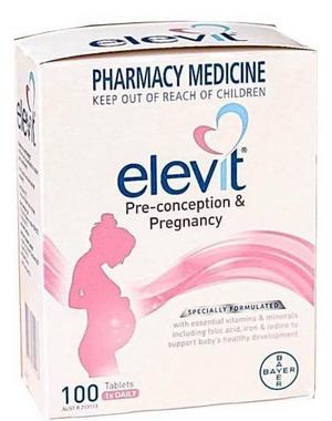 Thuốc Elevit bầu
