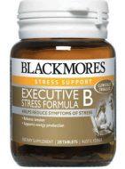 Thuốc giảm căng thẳng mết mỏi Blackmores Executive B