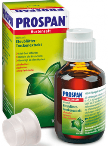 Thuốc ho trẻ em Prospan - Đức loại 100ml