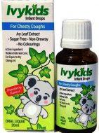 Thuốc ho Ivy Kids 20ml - dùng được cho trẻ sơ sinh