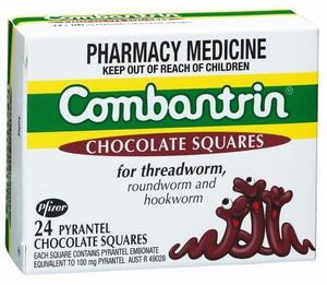 Thuốc tẩy giun Socola Combantrin Úc
