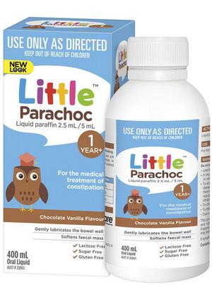 Thuốc Little Parachoc trị táo bón