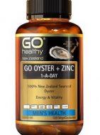 tinh chất hàu go oyster plus zinc hộp 120 viên