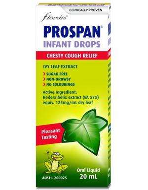 Tinh chất trị ho Prospan Úc 20ml