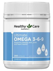 Ultimate Hmega 3-6-9 Healthy Care
