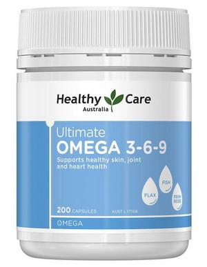 Omega 3-6-9 Healthy Care