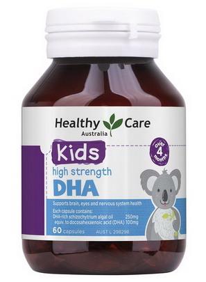 Viên bổ sung DHA Kid Healthy Care