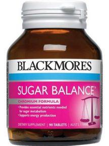 Viên uống cân bằng đường huyết Blackmores Sugar Balance - 90 viên