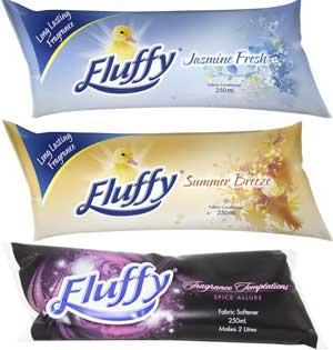 Nước xả vải đậm đặc Fluffy Úc