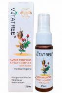 Xịt keo ong vitatree 25ml - Mẫu mới 2021 màu trắng